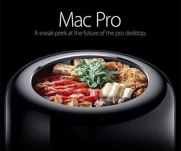 The New Mac Pro Gets Mocked