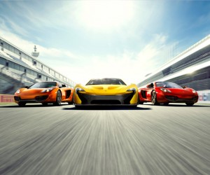 McLaren MP4-12C: The Street Legal Car with Formula 1 Tech