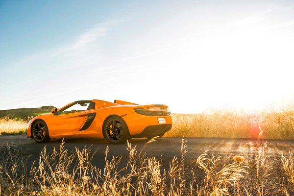 mclaren mp4 12c cars spider photo