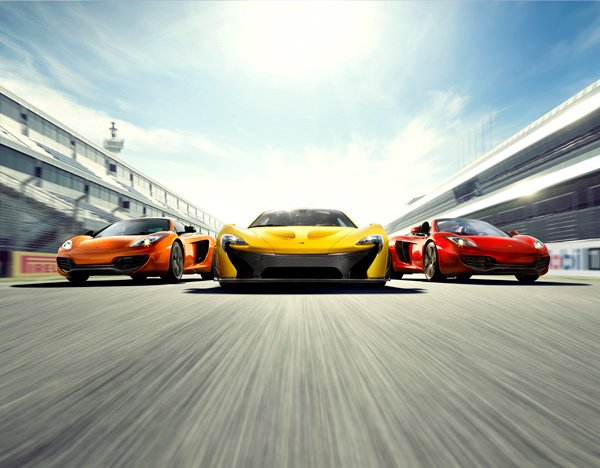 mclaren mp4 12c cars photo