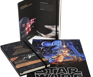 Star Wars Moleskine Daily Planners: Your Lack of a Pen is Disturbing