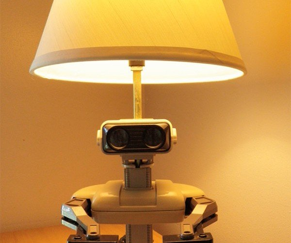 Nintendo R.O.B. Robot: The Lamp