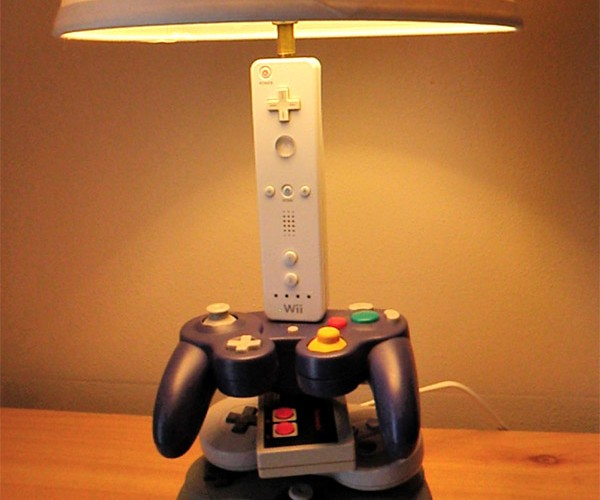Evolution of Nintendo Controllers: The Lamp