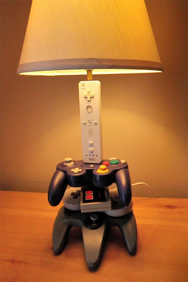 Evolution Of Nintendo Controllers The Lamp Technabob