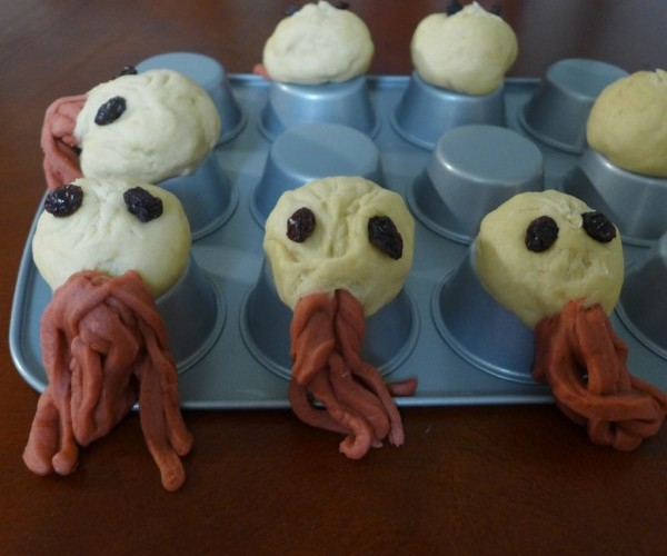 Doctor Who Ood Rolls: Ood to the Last Bite