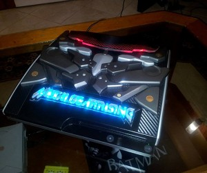 playstation 3 casemod 4 metal gear rising by jriquelme 300x250