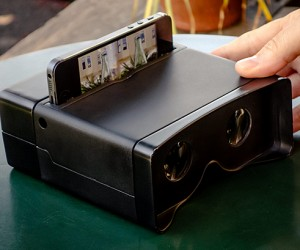 Poppy Turns the iPhone Into a 3D Camera: View-Master 2.0
