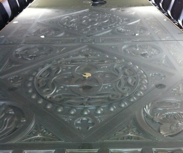 Games of Thrones Gates of Qarth Table: The Greatest Table That Ever Was or Will Be