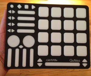 QuNeo Multitouch Music Controller: A Fingers-on Review