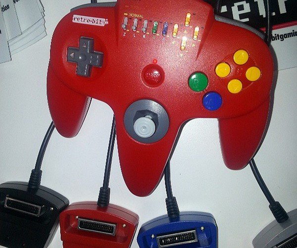 Retro-Bit Wireless Hypermode N64 Controller: Sit Back and Enjoy the Classics