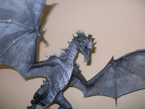 skyrim dragon1