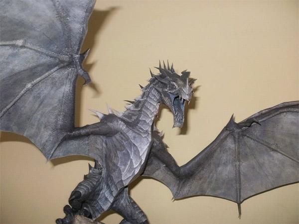 skyrim dragon1