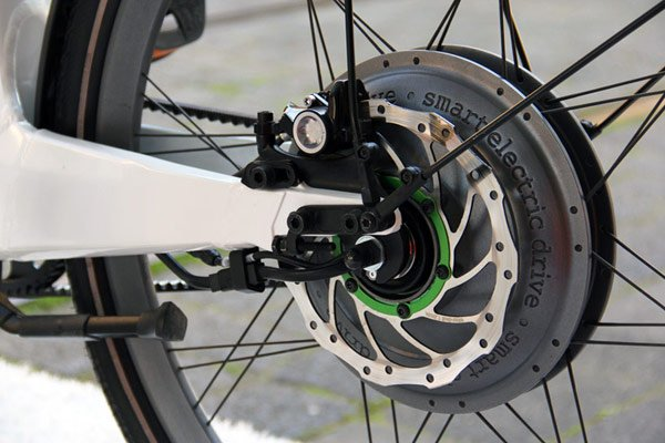 smart electric ebike bike hydraulic brake