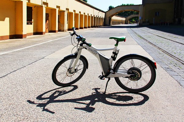 smart electric ebike bike photo