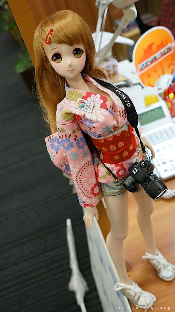 smartphone_controlled_doll