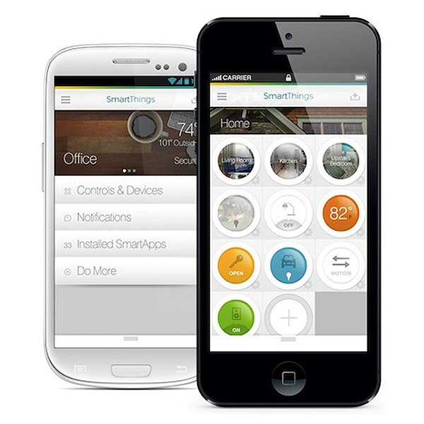 smartthings developer mobile