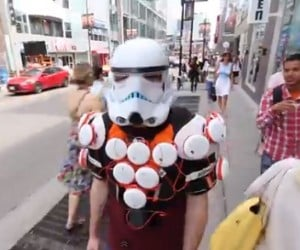 DIY Sound Trooper Suit: Welcome to the Loud Side of the Force