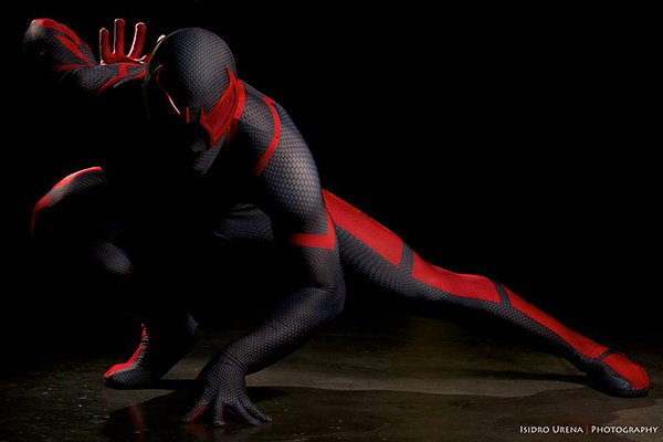 This Spider-Man Costume is Strange but Spectacular