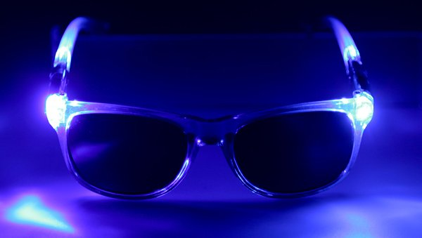 Star Wars Lightsaber Sunglasses: Protection Against the Light Side
