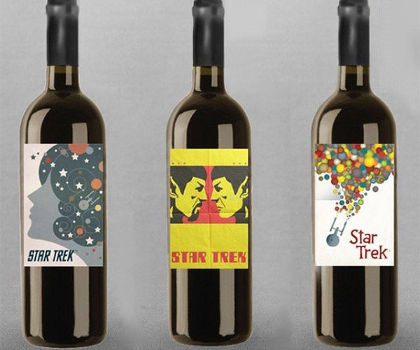 Star Trek Wines, Set Phasers to Stinking Drunk
