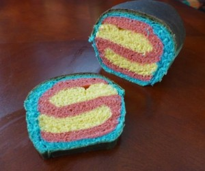 Superman Bread, Dough of Steel