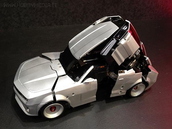 Takara Tomy Transforming Robot Car Prototype Brave