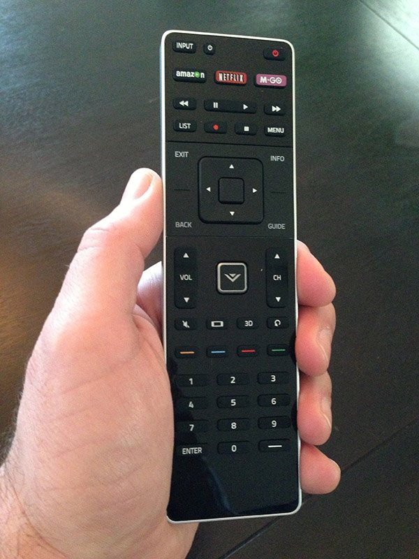 Vizio M-Series Razor LED TV Review - Technabob