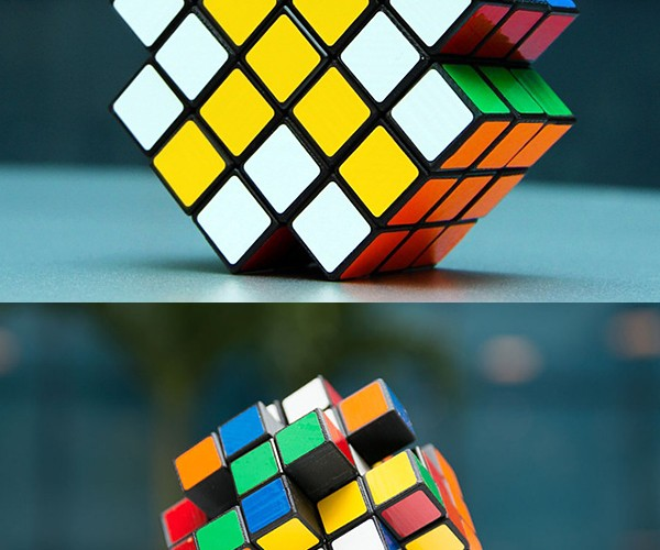 X-Cube 3D Printed Open Source Puzzle Cube: Rubikulous
