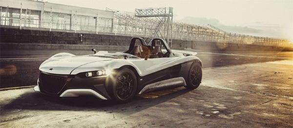 2014 vuhl 05 track car drive