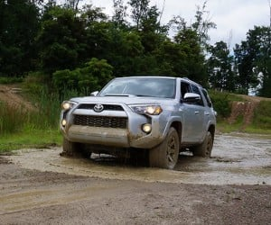 On the Road (and Off-Road) with the 2014 Toyota 4Runner
