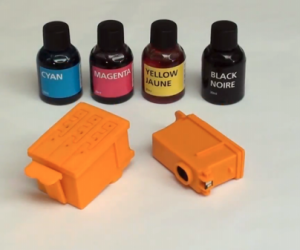 3D-Printed Inkjet Printer Cartridges Could Save You a Lot of $$$