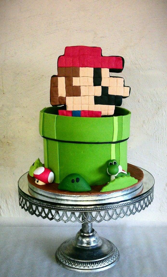 8_bit_mario_cake