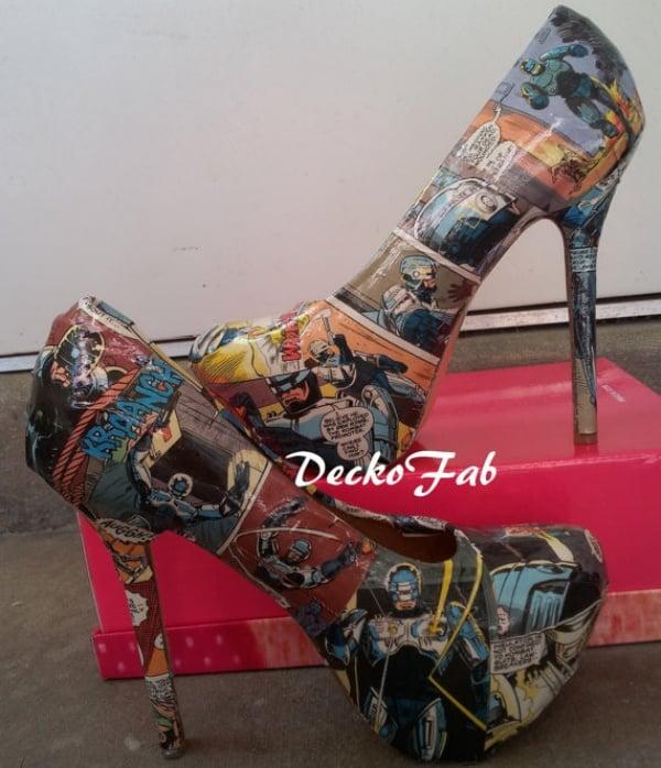 Dredd Heels