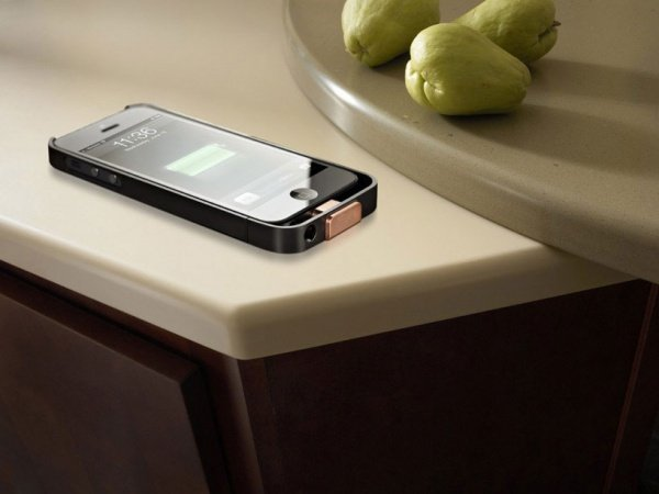 Dupont Working on Wireless Charging Countertops