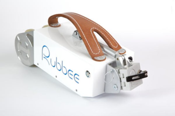 Rubbee Turns Any Bike into an Electric Bike