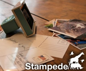 Stampede Turns Your Photographs into Postcards