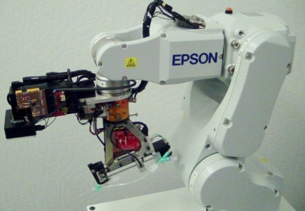Would You Let This Robot Draw Your Blood?