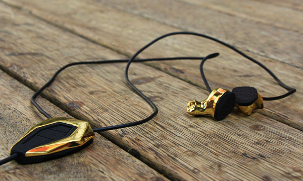 Accord 3D Printed Earphones: Beats by You