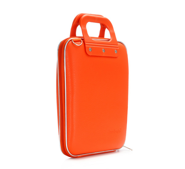 bombata sleeve bags briefcases orange thin photo