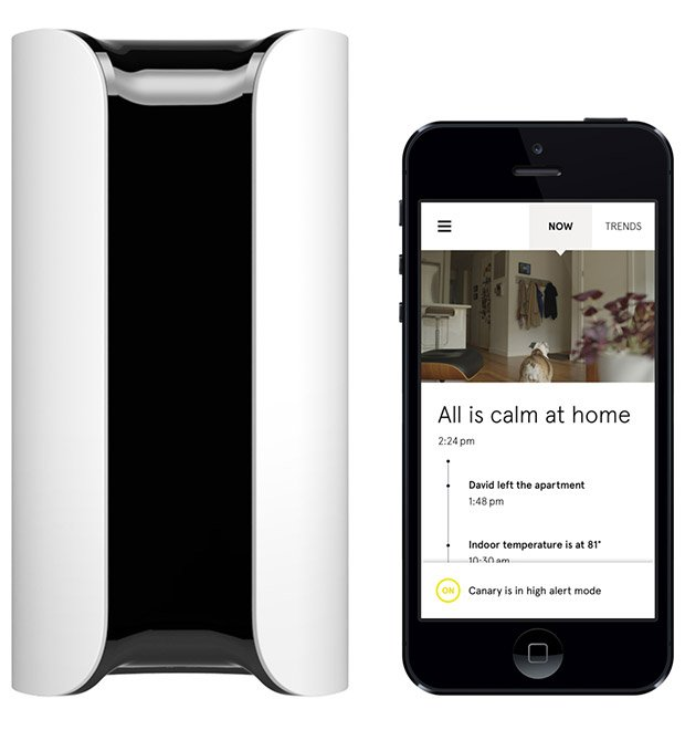 Canary Makes Monitoring Home Security Easy and Cheap - Technabob