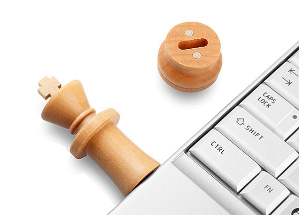 chess piece flash drive 3