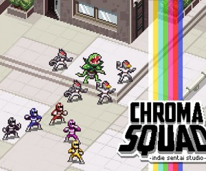 Chroma Squad: Assemble Your Own Superhero Team… TV Show