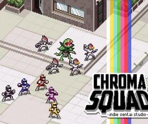 Chroma Squad: Assemble Your Own Superhero Team… TV Show