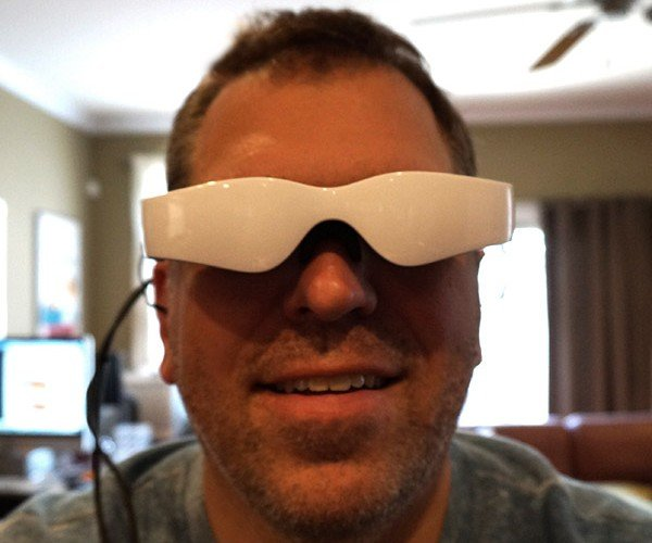 Zeiss Cinemizer OLED Head-Mounted Display: An Eyes-on Review
