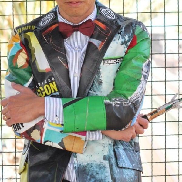 comic con jacket