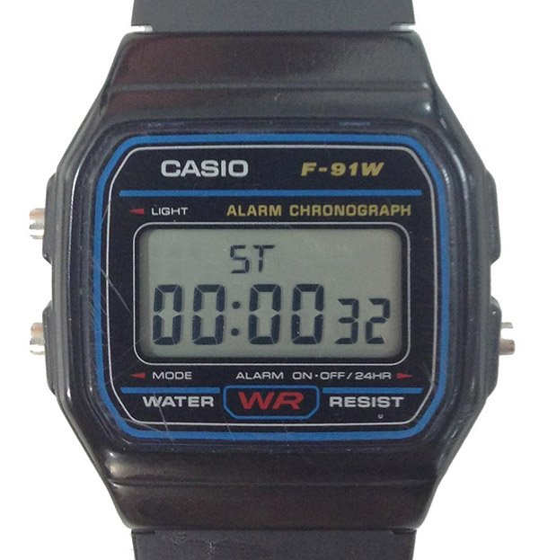 digital watch game