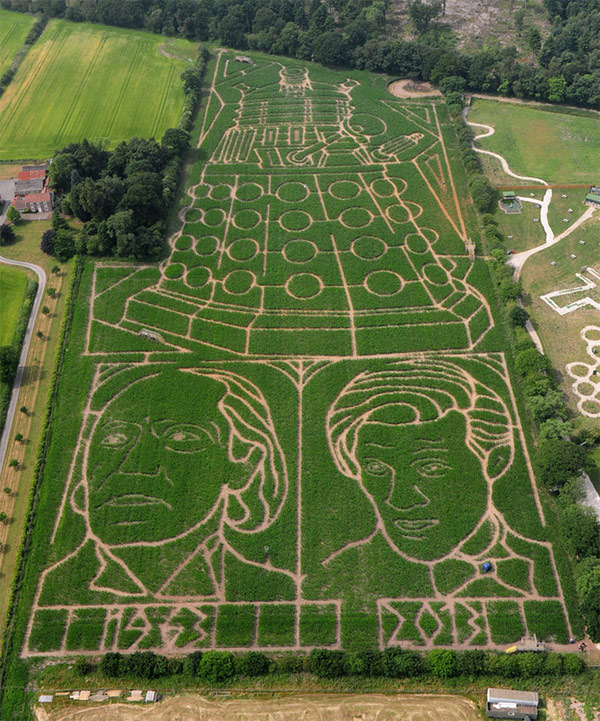 doctor who maze