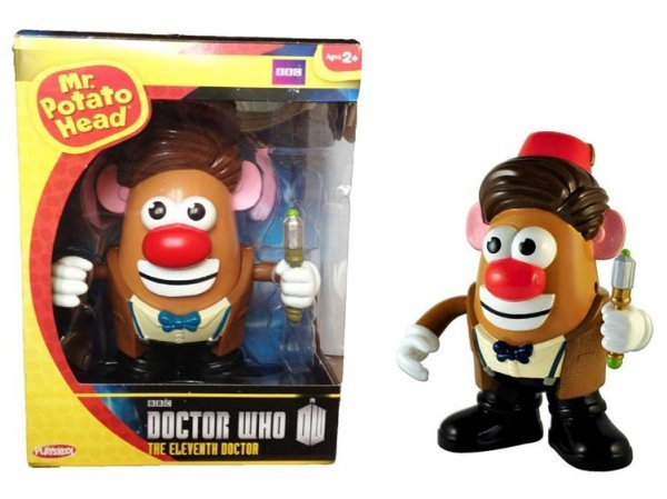 11th Doctor Mr. Potato Head, Master of Time and Spud