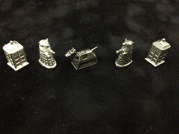 doctor who tokens