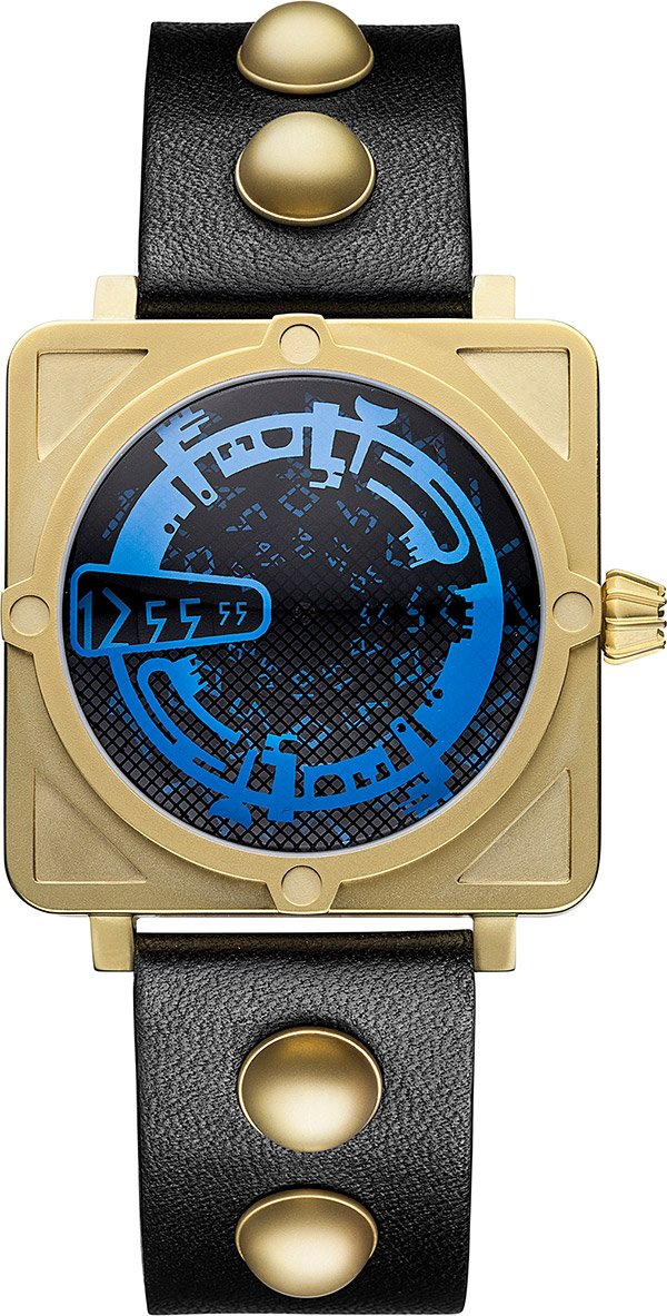 Doctor Who Wristwatches for Real Timelords - Technabob